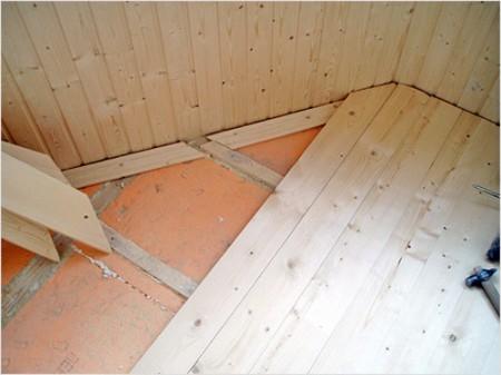 Использование пеноплекса для утепления пола на балконе