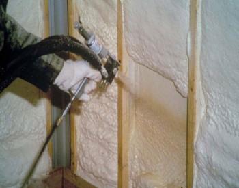 Утепление стен пенополистриролом