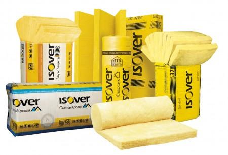 Изовер - современный эффективный материал