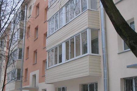 Теплоизоляция балкона снаружи