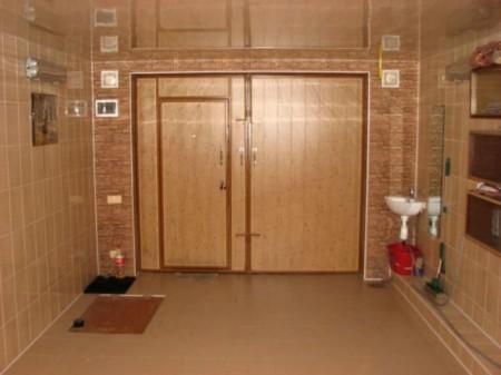 Идеальный гараж с отделкой
