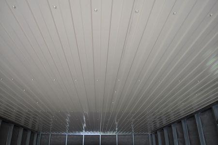 Потолок гаража