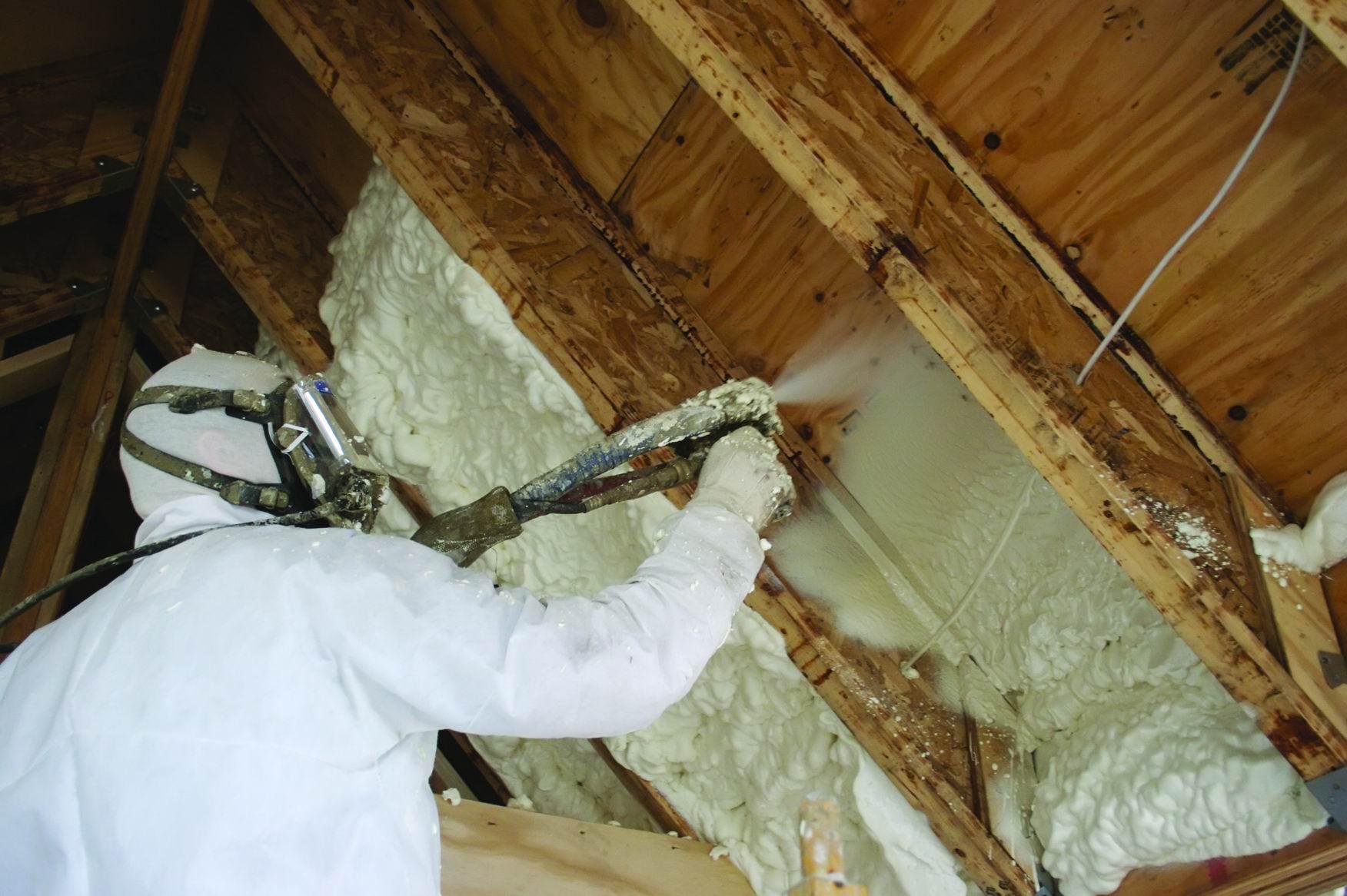 Способы утепления потолка снаружи