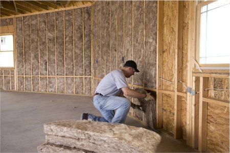 Внутреннее утепление деревянного дома своими руками