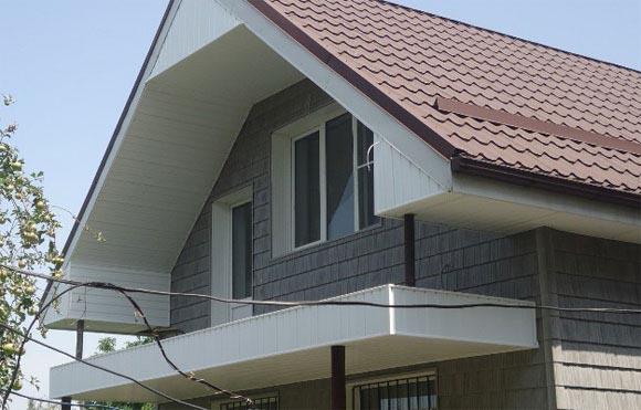 Дом с холодной крышей